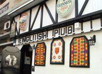 Engeland - bezoek aan de pub